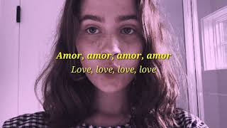 Clairo   Love Galore [cover] (Sub. Español) ||Lyrics||