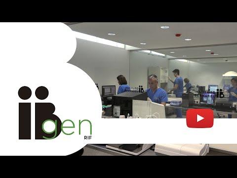 IBgen RIF. Lernen Sie den Ursprung des embryonalen Implantationsfehlers