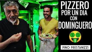 PIZZERO POR UN DIA Con MILLONARIO (Dominguero)   Pino Prestanizzi