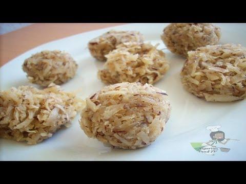 Nigerian Coconut Candy- Nigerian Small Chop 3
