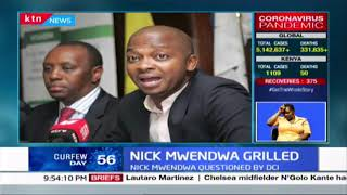 Nick Mwendwa grilled over alleged misappropriation of Sh 244M