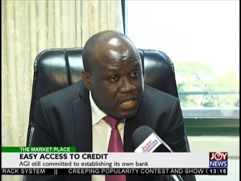 Easy Access to Credit - The Market Place on JoyNews (10-8-18)