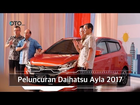 Peluncuran New Astra Daihatsu Ayla I OTO.com