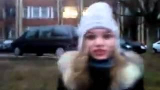 Малая увидела сиськи Анны Семенович