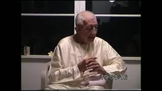Ranjit Maharaj - June 18, 1999, Lanikai, Hawaii. History of the Masters of the lineage.