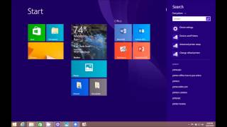 preview picture of video 'Windows 8.1 Intro'