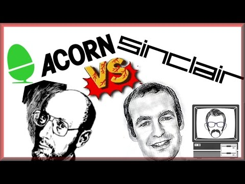 Acorn vs Sinclair - An Epic '80s Computer Rivalry | Nostalgia Nerd