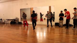 Flying Steps | Breakin' Workshop (Closing Cypher) | Mixed Motion Arts
