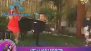 Regine Velasquez sings on Boy & Kris (Part2)