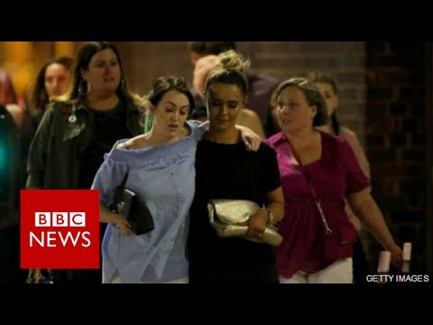 Manchester Explosion: