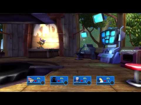 Cartoon Network Games Team S Idea