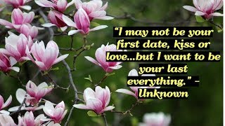 "👍❤️love Message Quotes ❤️😍❤️""I May Not Be Your First Date, Kiss Or Love…but ........❤️❤️love Sms"
