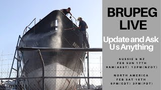 Live in North America Project Brupeg Ep.70