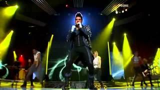 X Factor au Adam Lambert If I Had You HD