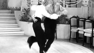 "Roberta (1935) ""I'll Be Hard to Handle"" - Astaire and Rogers Dance Number"