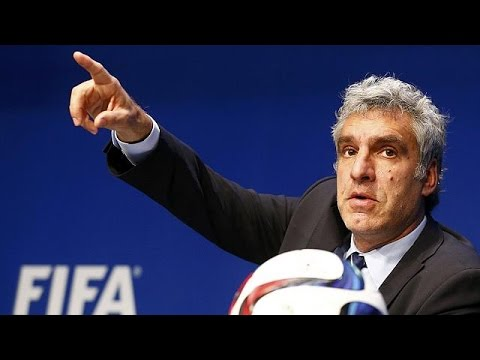 FIFA: Το «κρύο» ανέκδοτο και η παραίτηση Ντε Γκρεγκόριο