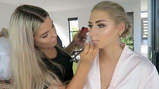 Client Wedding Vlog #3  ♡ Jasmine Hand