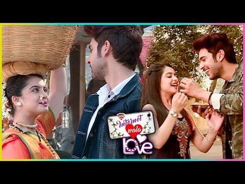 Jay Finds Aadhya In Mumbai | Internet Wala Love