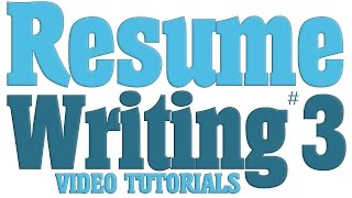 How To Make A Resume : Resume Skills and Abilities Section