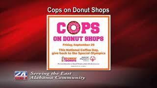 Cops on Donut Shops