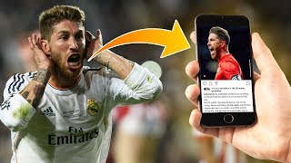 Sergio Ramos silences Real Madrid's haters with a heartfelt letter - Oh My Goal