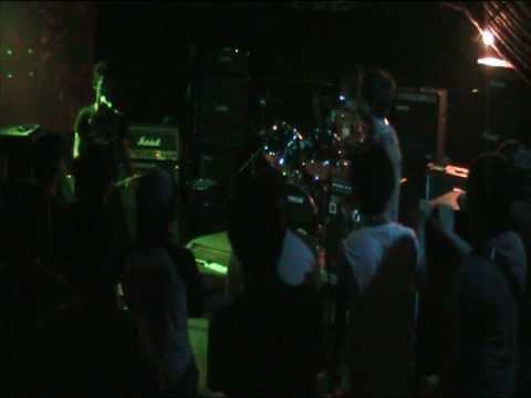 The Needles - Nobody Rules Anybody (live at MARI MEROSAK! 2 Gig)