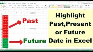 conditional formatting excel date between - मुफ्त