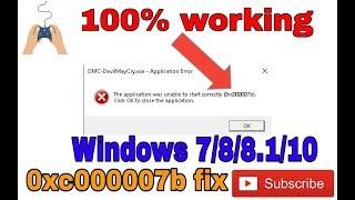 how to fix 0xc00007b error windows 7 gta 5 - ฟรีวิดีโอ