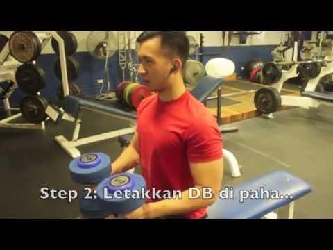 Cara menurunkan berat badan kaki dan perut