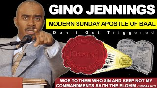 GINO JENNINGS EXPOSED APOSTLE OF BAAL - DON'T GET TRIGGERED 😤