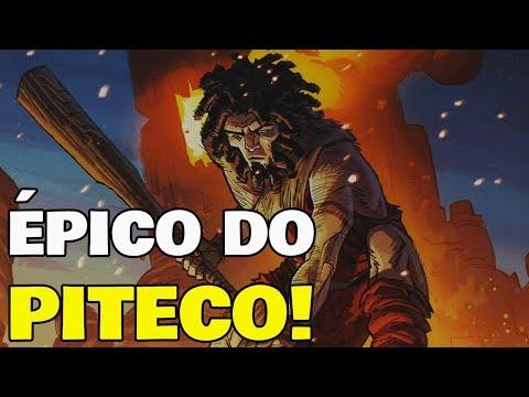 PITECO: FOGO | AVENTURAÇA NA GRAPHIC MSP!