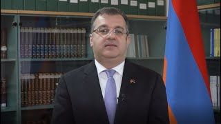 The video message of the Deputy Minister Artak Apitonian at the ministerial segment of the High-Level Political Forum held online under the auspices of the UN Economic and Social Council.