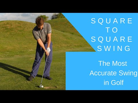 Square to Square Swing – Sam Goulden Golf