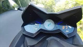 Noodoe GPS : Test Du GPS Kymco AK 550 Noodoe