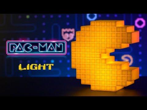 Lampka Pac-Man 3D 15 cm