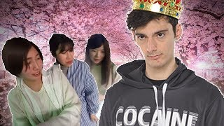 Asian Girls Propose to me on First Date | Japan Trip