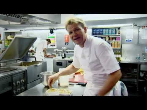 Bread and Butter Pudding - Gordon Ramsay
