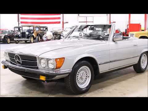 Video of '80 450SL - M6AJ