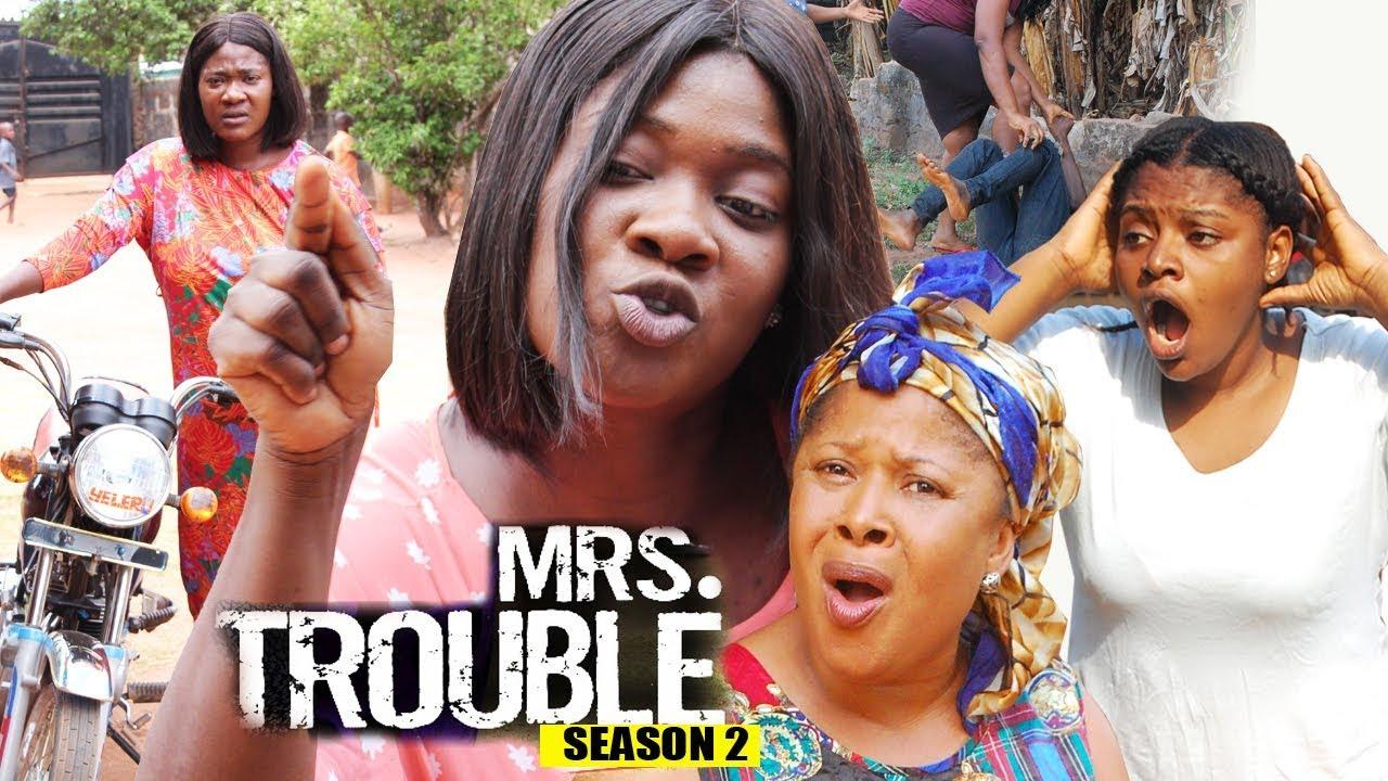 Mrs Trouble (Part 2)