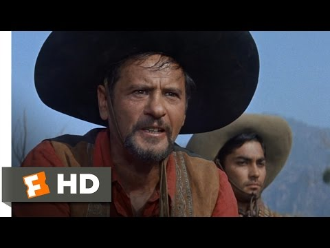 The Magnificent Seven (8/12) Movie CLIP - Confronting Calvera (1960) HD