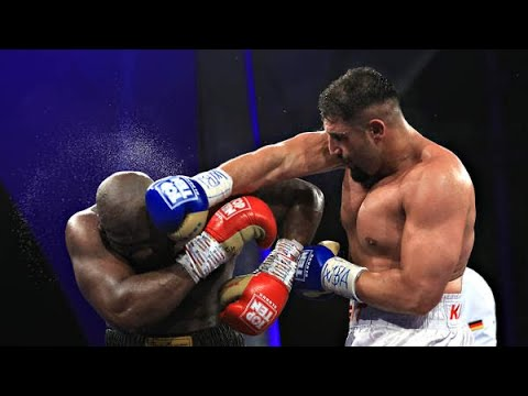 Агит Кабайел – Кевин Джонсон / Agit Kabayel vs. Kevin Johnson
