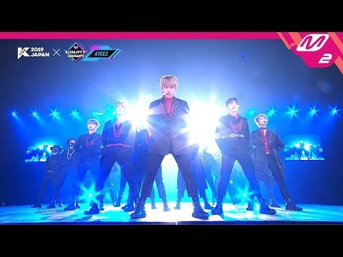 (미공개) [KCON2019JAPAN] 에이티즈(ATEEZ) - 해적왕(Pirate King) + Say My Name