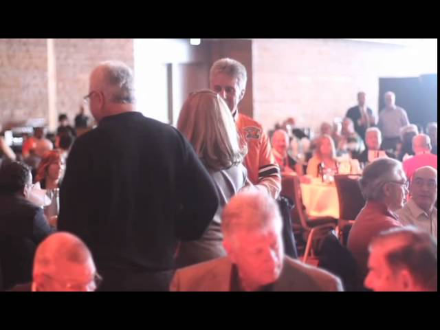 CFL Legend Luncheon: Man of the Year