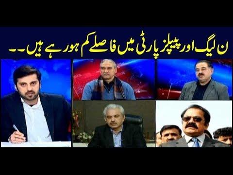 Power Play   Adil Abbasi     ARYNews   24 January 2019