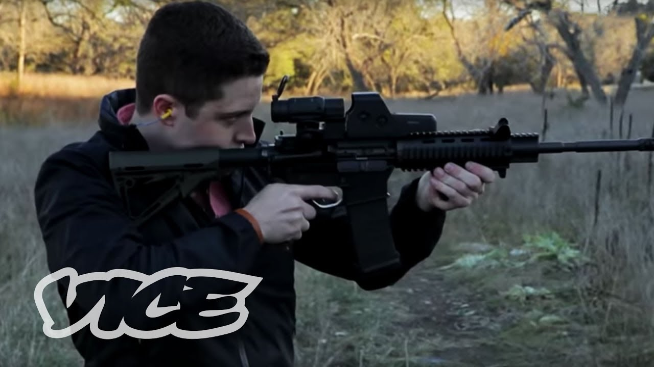 Watch The Full Documentary About 3D-Printed Weapons: Click. Print. Gun.