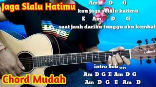 Chord Mudah Seventeen Jaga Selalu Hatimu - TUTORIAL GITAR MUDAH PEMULA