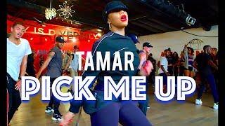 "Tamar Braxton   ""Pick Me Up""   JR Taylor Choreography"