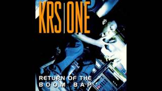 02. KRS One - Outta Here