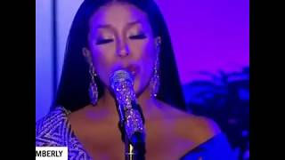 K Michelle Save Me Performing At Love And Hip Hop Hollywood Reunion