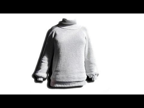 RVO Pullover Häkelanleitung - Woolpedia®